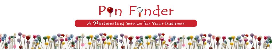 Pin Finder - A Pinteresting Service for Your Business