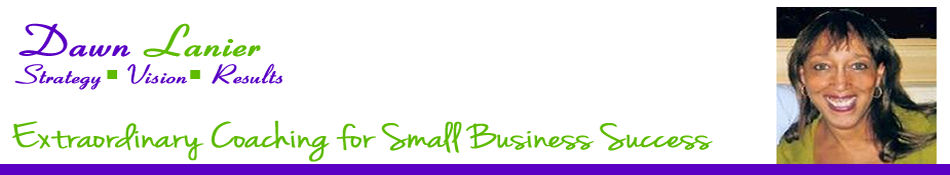 Dawn Lanier: Extraordinary Coaching for Small Business Success