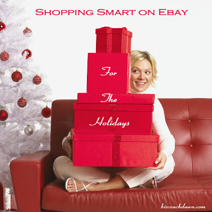 Shopping Smart on Ebay for the Holidays