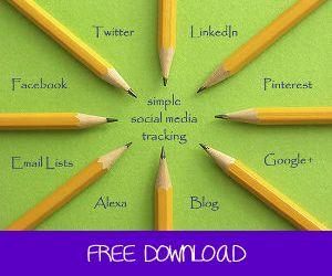 Social media tracking made easy