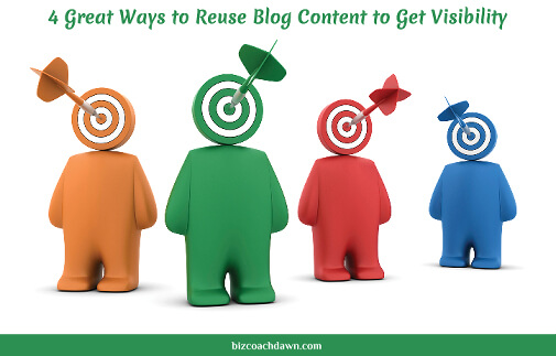 4 Great Ways to Reuse Blog Content