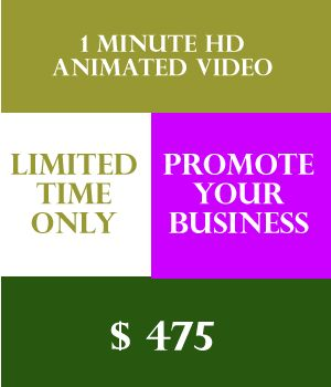 Limited Time Video Offer - get yours today!